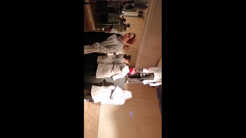 Генеральная репетиция спектакля Одиссея 2К19 перед поездкой на фестиваль социального и инклюзивного театра Особый взгляд.