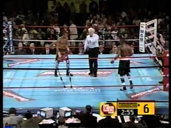 Floyd Mayweather Jr vs Emanuel Augustus Burton Full Fight