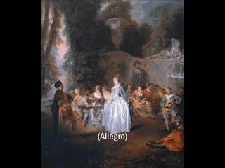 Antonio Vivaldi Concerto for violin, organ, strings  b.c. in F major (RV 775)I. (Allegro)  II. Without tempo indication