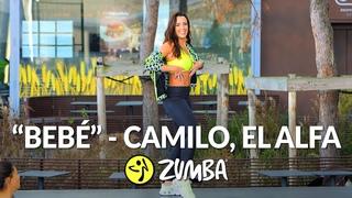 """""""BEBÉ"""" - Camilo, El Alfa / Zumba® choreo by Alix"""
