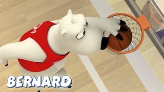 Бернард Медведь  Bernard Bear   Баскетбол И БОЛЬШЕ   Мультфил