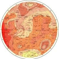 Логотип Maps of Mars