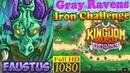 Kingdom Rush Origins HD Gray Ravens Iron Level 1 Hero Faustus