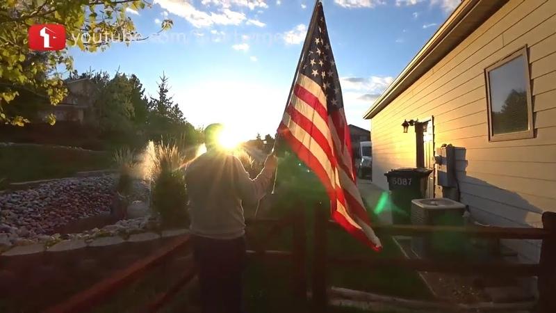 Казашка выкинула флаг?!? Гуд бай Америка ! / Влог Танирберген Бердонгар Астана Алматы Казахстан США