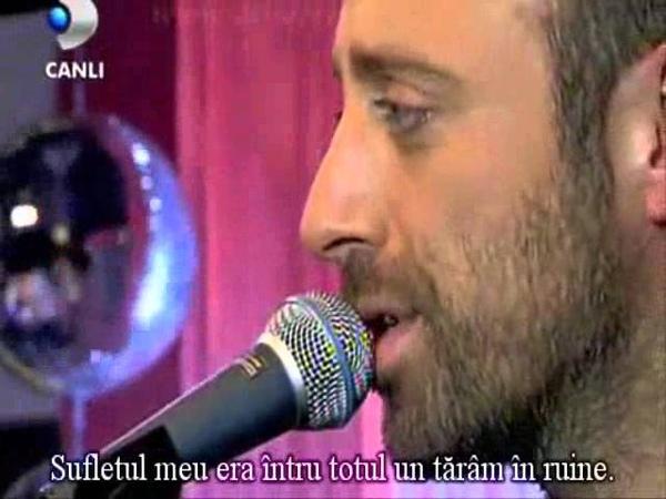 Halit Ergenç - Trecutul este o rană în inima mea