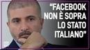 Di Stefano (CasaPound): Facebook non è sopra la legge dello Stato italiano