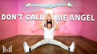 """Don't Call Me Angel"" - Ariana Grande, Miley Cyrus, Lana Del Rey Dance ft Sofie Dossi"