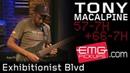 Tony MacAlpine - Exhibitionist Blvd live on EMGtv (2015)