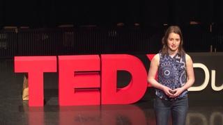"""Copy & Paste' - Hidden Asperger's-- Girls with Aspergers | Niamh McCann | TEDxDunLaoghaire"
