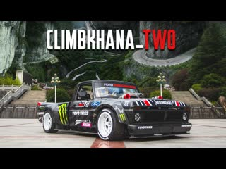 Ken block's climbkhana two 914hp hoonitruck