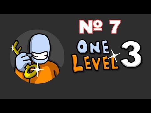 Бонстики Games играют в игру One Level 3 № 7