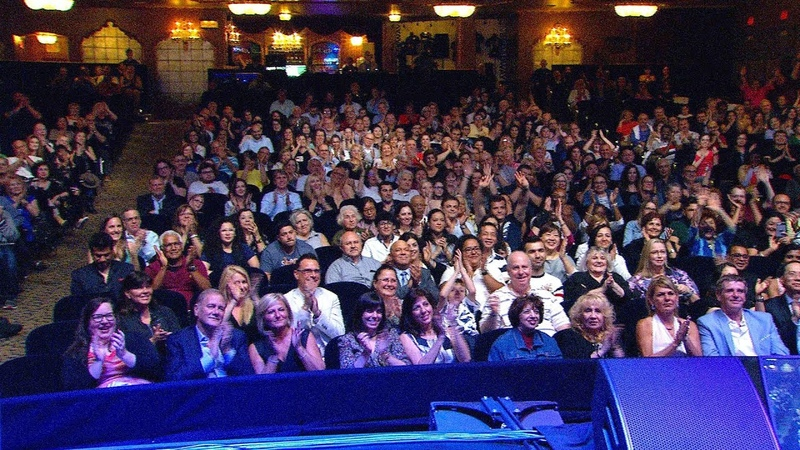 """PURE YANNI"""" In Residence On Broadway Lunt Fontanne Theatre 5 31 19 LIVE"""