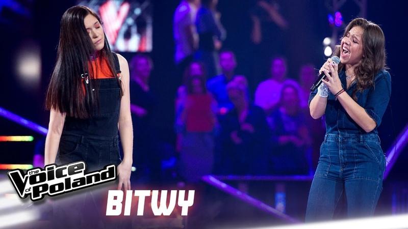 Marzena Ryt vs Julia Mróz Jolene Bitwy The Voice of Poland 10