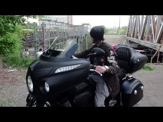 Indian Chieftain... Или все-же Harley