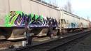 Train Graffiti Big Miles Lesen SDK Raw Video Real Audio Stompdown Killaz