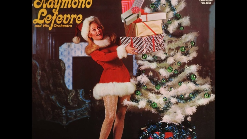 Merry christmas 1968 FULL ALBUM raymond lefevre stereo