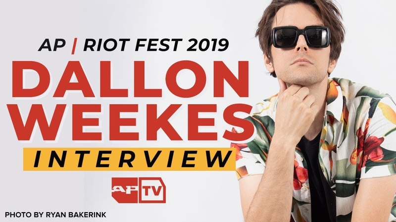 Dallon Weekes On Ryan Seaman Meeting Queen and iDKHOW's Full Length Album AP AT RIOT FEST