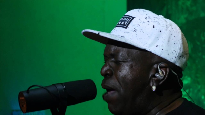 Barrington Levy Things Friends Catch A Fire Nights with Native Wayne
