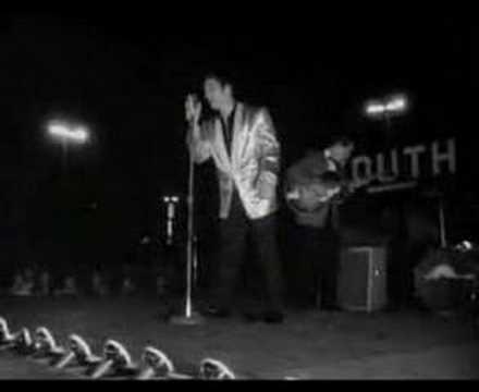 Elvis Presley Hound Dog Tupelo Goldsuit 1957