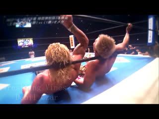 Kazuchika Okada Vs Kenny Omega - Dominion 6.9 in Osaka-jo Hall 2018     Highlights