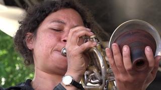 Tuba Skinny v. 2 of Last  Set   Jazz aux Sources, Châtel-Guyon, France, May 21st, 2018