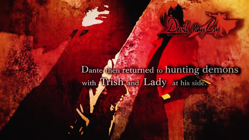 Devil May Cry 5 Official History of DMC Recap mp