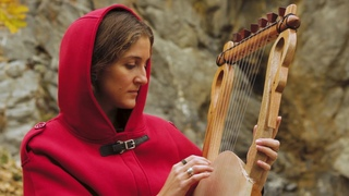 Star Wars in Ancient Greece   Ancient Greek lyre for modern soundtracks