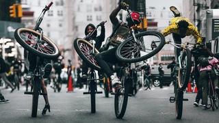 Wheelie Boys - A$AP FERG + RRDBlocks NYC