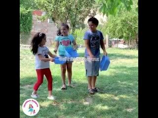 Летние забавы для детей