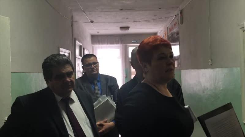 Видео с отчёта главы Синявского СП Ермоловой Ларисы Николаевны от 7 февраля 2020 года