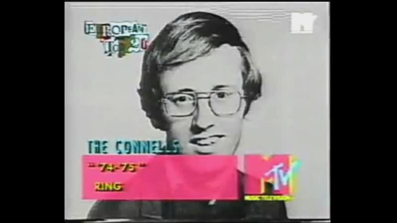 The connells - 74-75 mtv