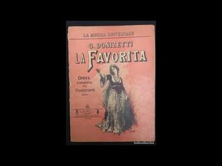 LA FAVORITA (highlights): Larmore, Kunde, Hvorostovsky, Kowaljow, and Gilbert//Queler  [UPDATED]