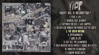 Your Kid's On Fire (YKOF) - Aught Six: A Necrodyssey FULL ALBUM (2006 - Grindcore / Deathgrind)