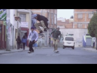Levis Skateboarding Presents Skateboarding in La Paz