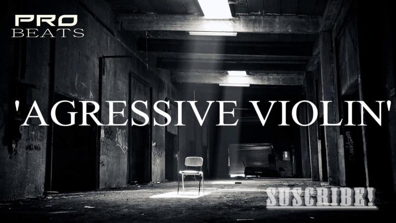 Agressive Violin - Underground Beat Rap x Hip Hop Instrumental