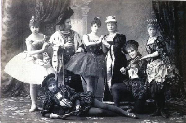 Балет спящая красавица Чайковский