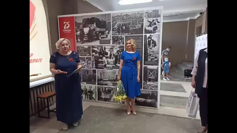 Открытие выставки СКМ Сохранить любой ценой