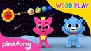 Eight Planets Word Play Pinkfong Songs for Children