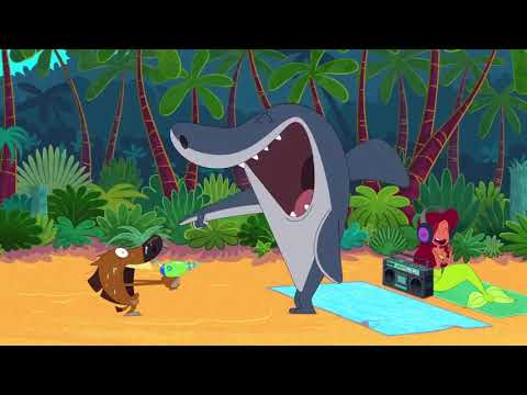 Зиг и Шарко Опасные игрушки с02э40 русский мультфильм дети видео мультфильмы YouTube 480