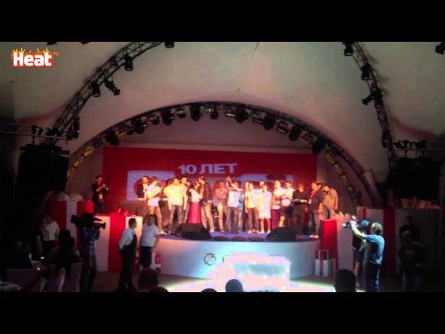 Юбилейный фестиваль Comedy Сlub открыл Крейг Дэвид