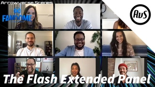 2020 — DC FanDome: The Flash Panel (Extended)
