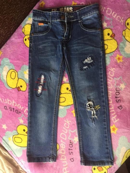 отдам красивые летние джинсы на | Объявления Орска и Новотроицка №10438