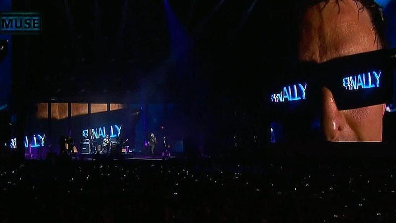 Muse Live @ BottleRock Napa Valley 2018