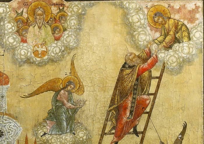 Житие преподобного Иоанна Лествичника, изображение №2