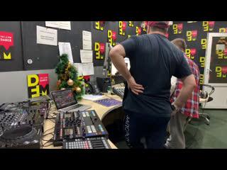 Bassland show @ dfm () special guest cvpellv. bass 🙌🏼