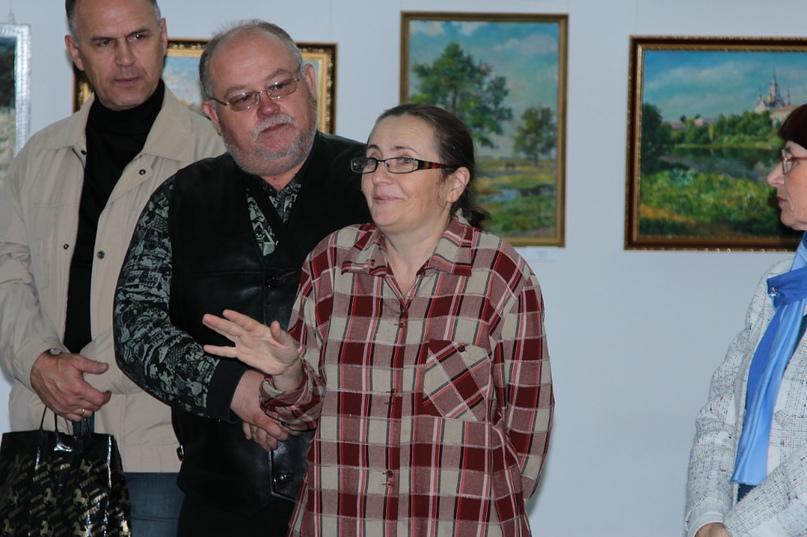 Редактировать карусель 4 из 6 Выставка «Шадринский вернисаж 3», 2013 г.