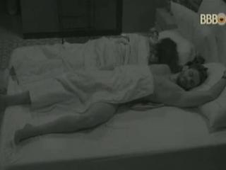 Festa Gaucha - 02-03-2017 - Parte 106 - Marcos e Emilly dormem no quarto do Líder - Parte 2