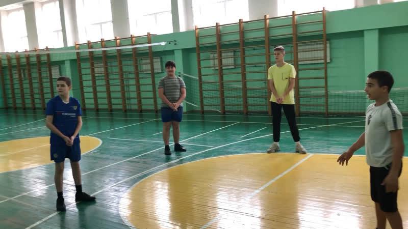 Секция Волейбола обучение