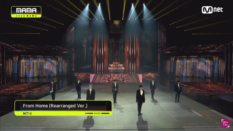 NCT at MAMA awards 2020 Performing From home Rearranged Ver mp4