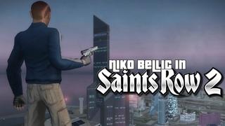Niko Bellic in Saints Row 2